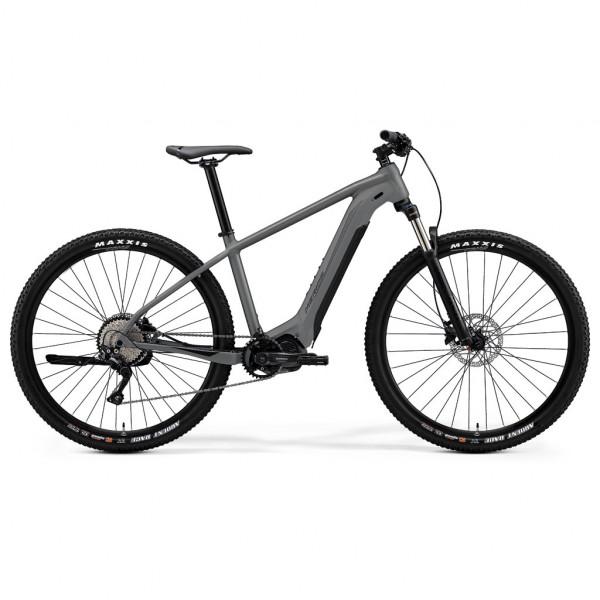 MERIDA eBig.Nine 400 L(48) grey(matt black)