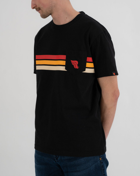 RIDING CULTURE Stripe Dirt T-Shirt