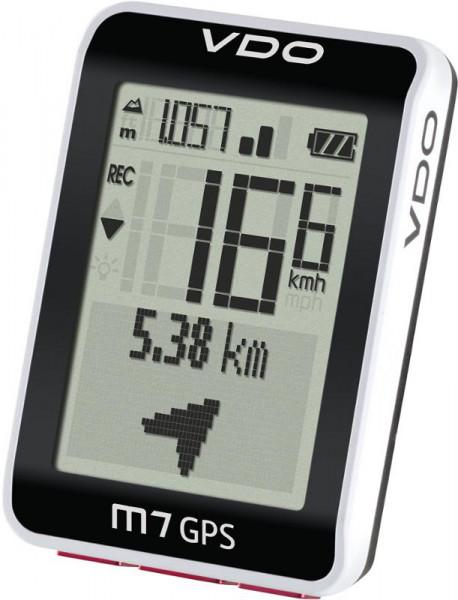 VDO M7 GPS Fahrradtacho