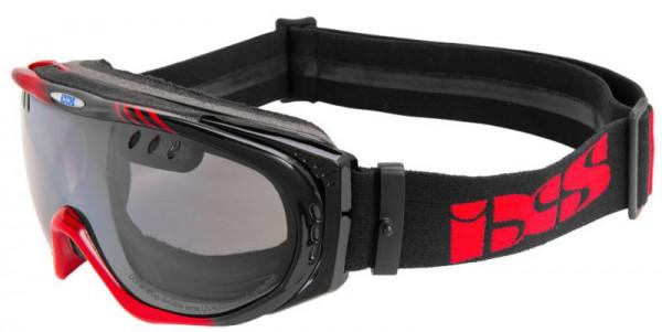 IXS Combat Spray Goggle black/red