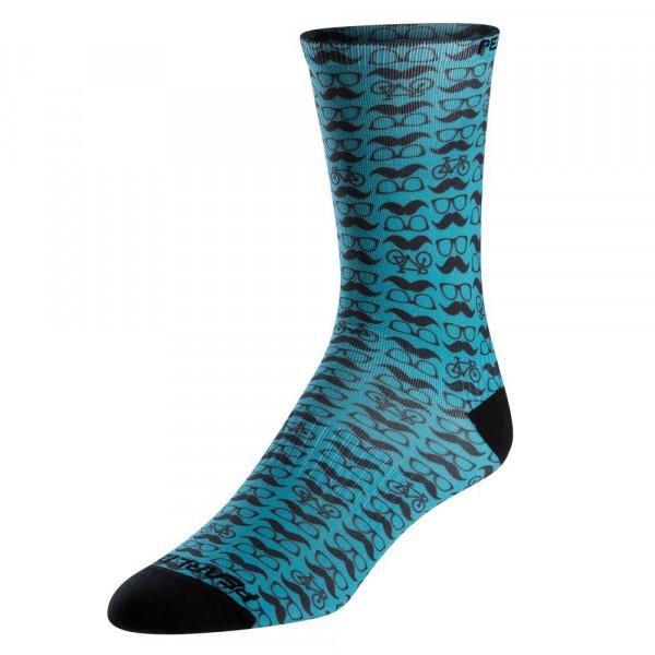 PEARL IZUMI Pro Tall Sock stache and specs