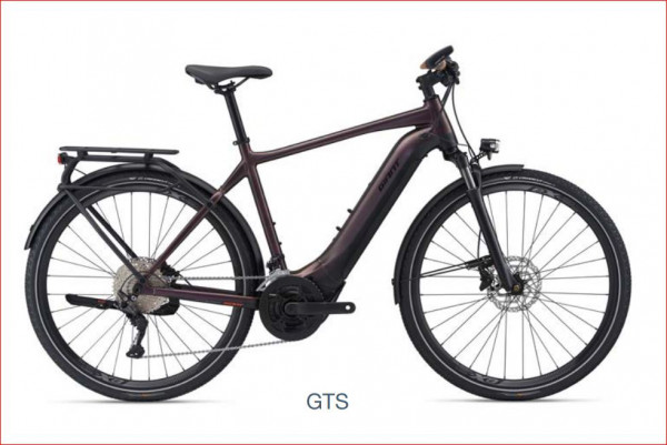 GIANT Explore E+ 1 Pro GTS