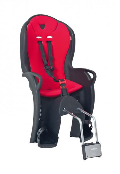 HAMAX Kindersitz Kiss schwarz/rot