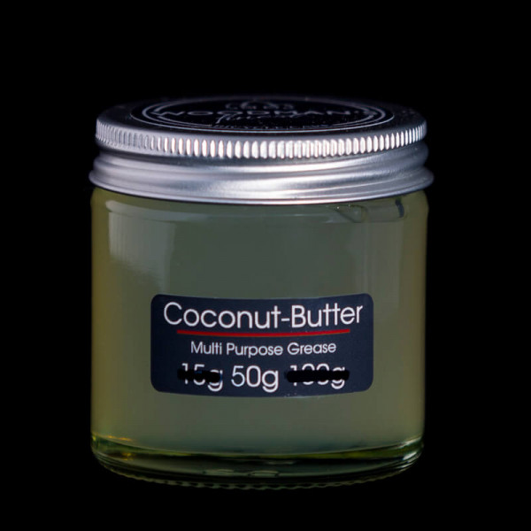 WOODMAN´S FINEST Coconut Butter