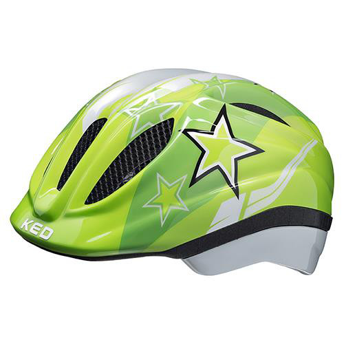 KED Helm Meggy II Green Stars