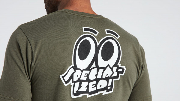 SPECIALIZED Special Eyes TEE SS