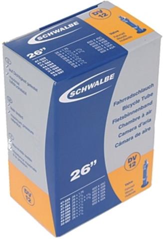 """SCHWALBE Schlauch DV12 26x1 1/8-1.75"""""""