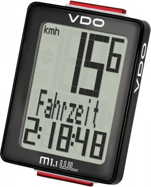 VDO M1.1 WL Fahrradtacho