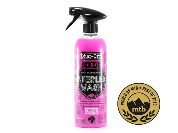 Muc Off E-Bike Dry Wash (Waterless Wash)750ml,