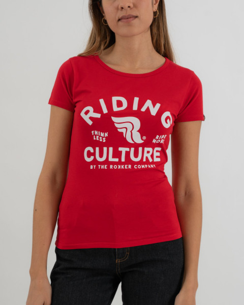 RIDING CULTURE Ride More Lady T-Shirt