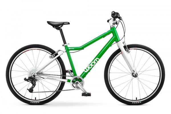 "WOOM 5 24"" green"