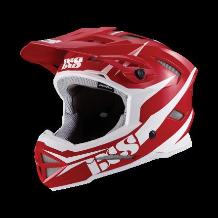 IXS METIS 5.2 Helmet red/white M