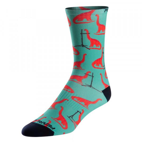 PEARL IZUMI Pro Tall Sock standosaurus